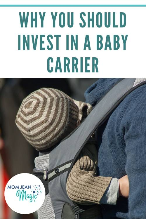 why should i invest in a baby carrier