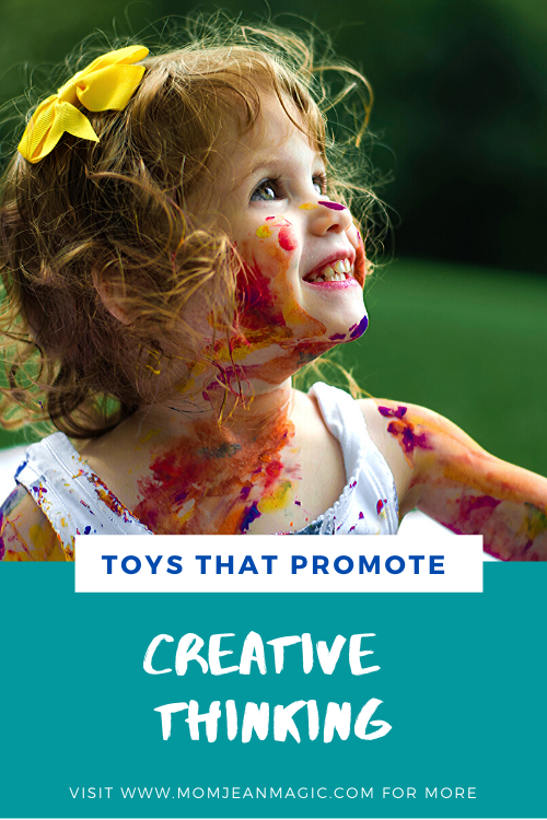 toys that promote creative thinking