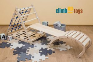 toddler climbing toys pickler