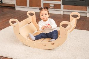 best toddler climbing toys waldorf rocker
