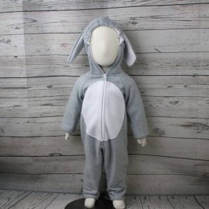 nontoy gift for kids rabbit suit