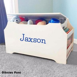 non toy gifts for kids toy chest